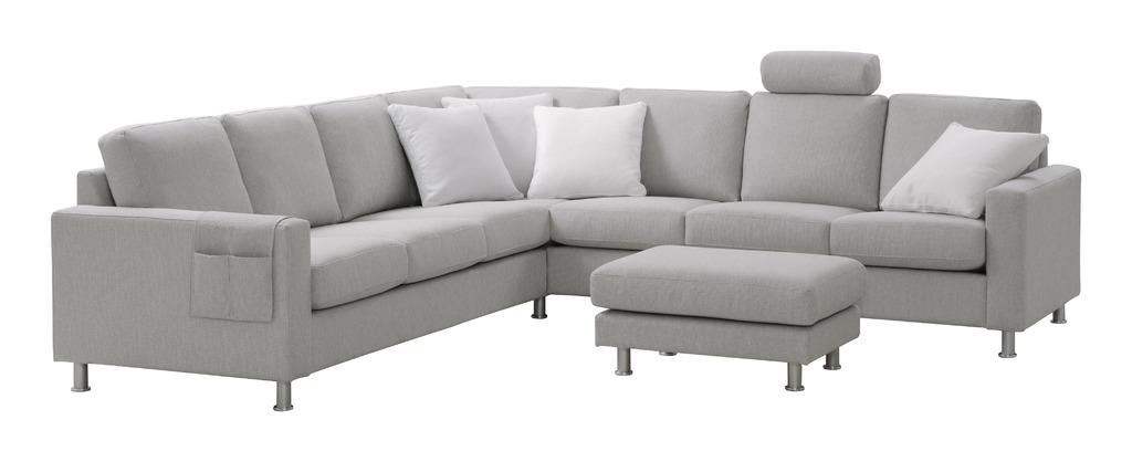 Sohvan lisävarusteet